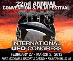 2013 International U.F.O. Congress