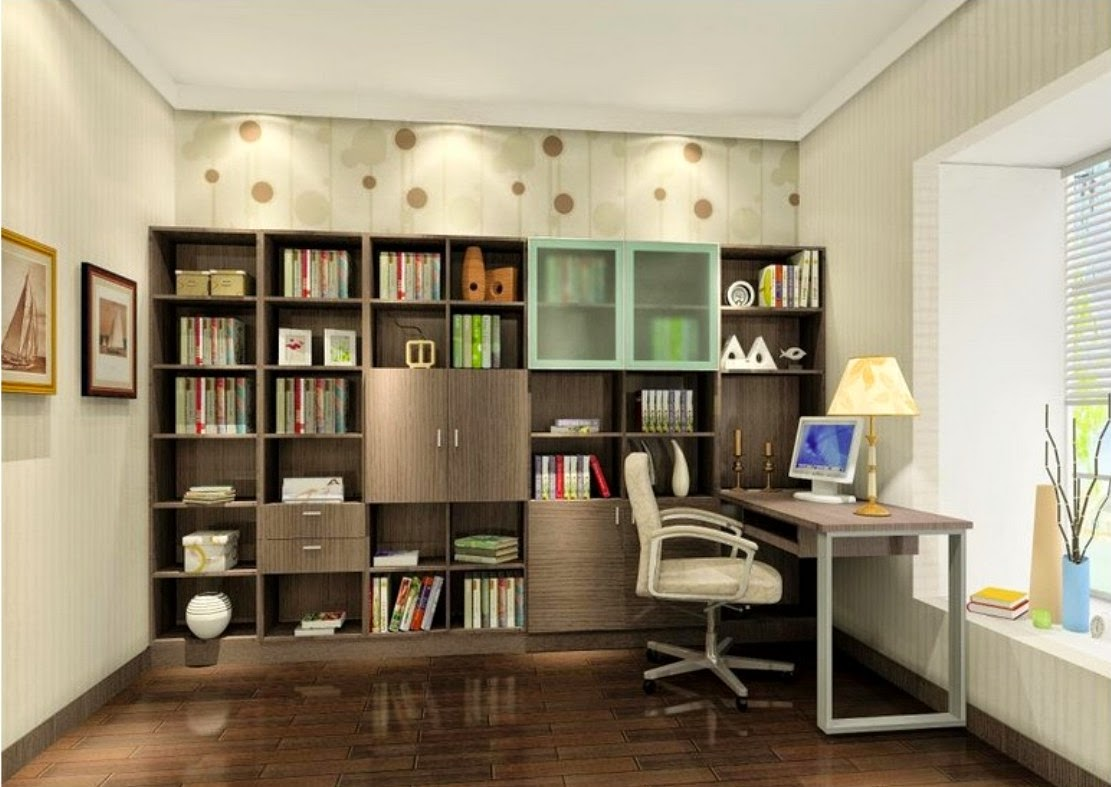 Home And Decoration Tips: 4 Essentials for Your Study Room