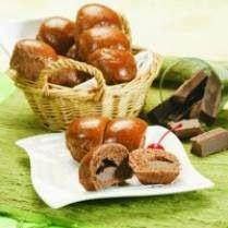 Resep Cara Membuat Roti Cokelat Isi Cokelat