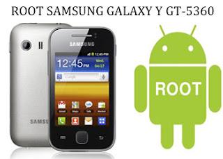 Samsung Galaxy Y(Young) Nasıl Root Edilir?