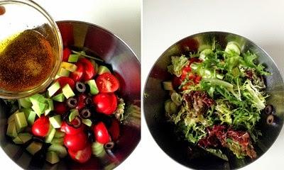 Học cách làm salad rau quả giảm cân cho mùa hè 5