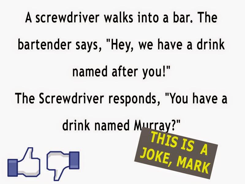 Zuckerberg: Humor has no place on Facebook