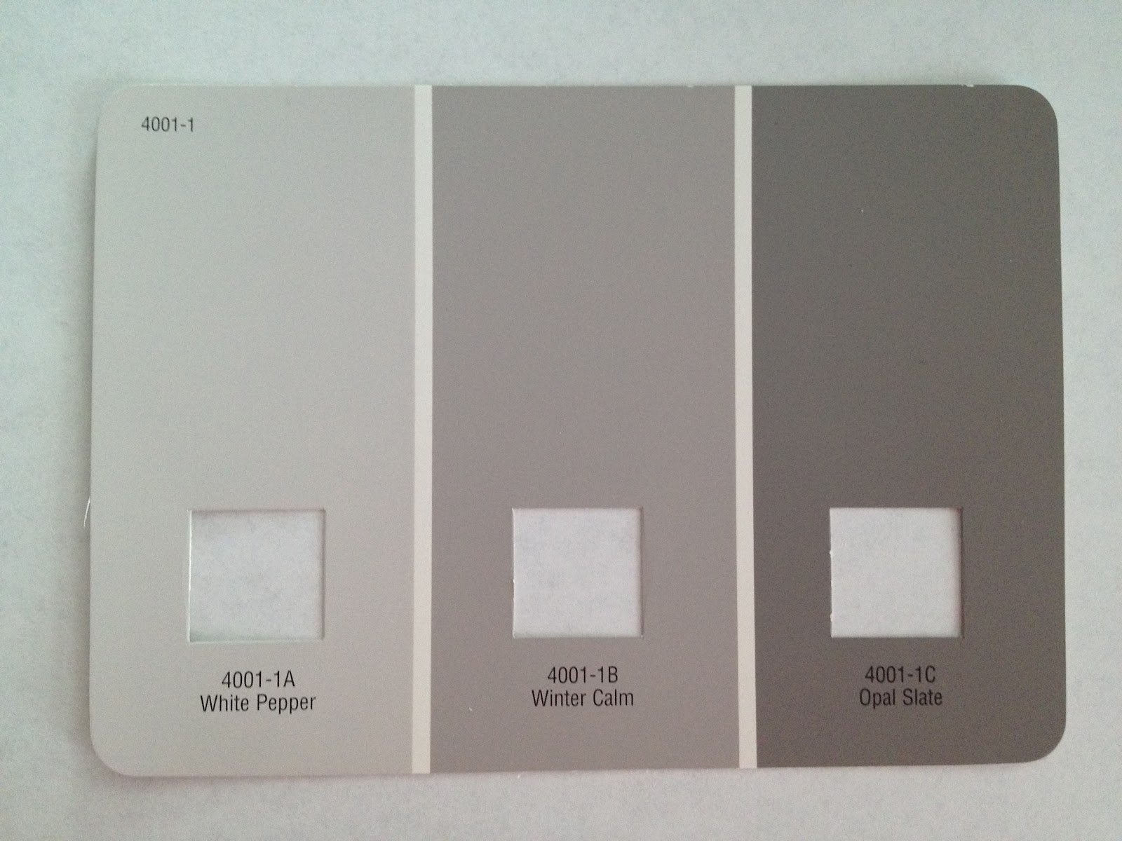 Home Sweet Renovations Paint Colors