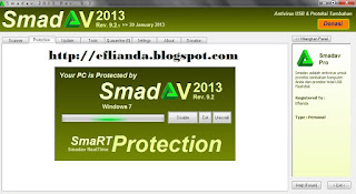 Download Smadav terbaru rev 9.2 + Serial Number 1