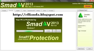Download Smadav terbaru rev 9.2 + Serial Number 1