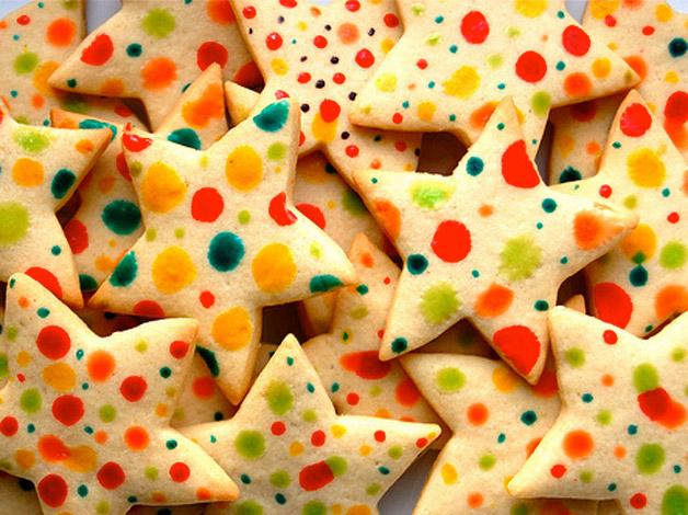 biscoito biscoitinho decorado estrela