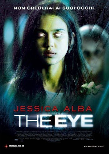 The Eye (2008) Movie Posters
