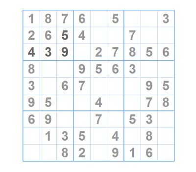 Sudoku Racha Cuca