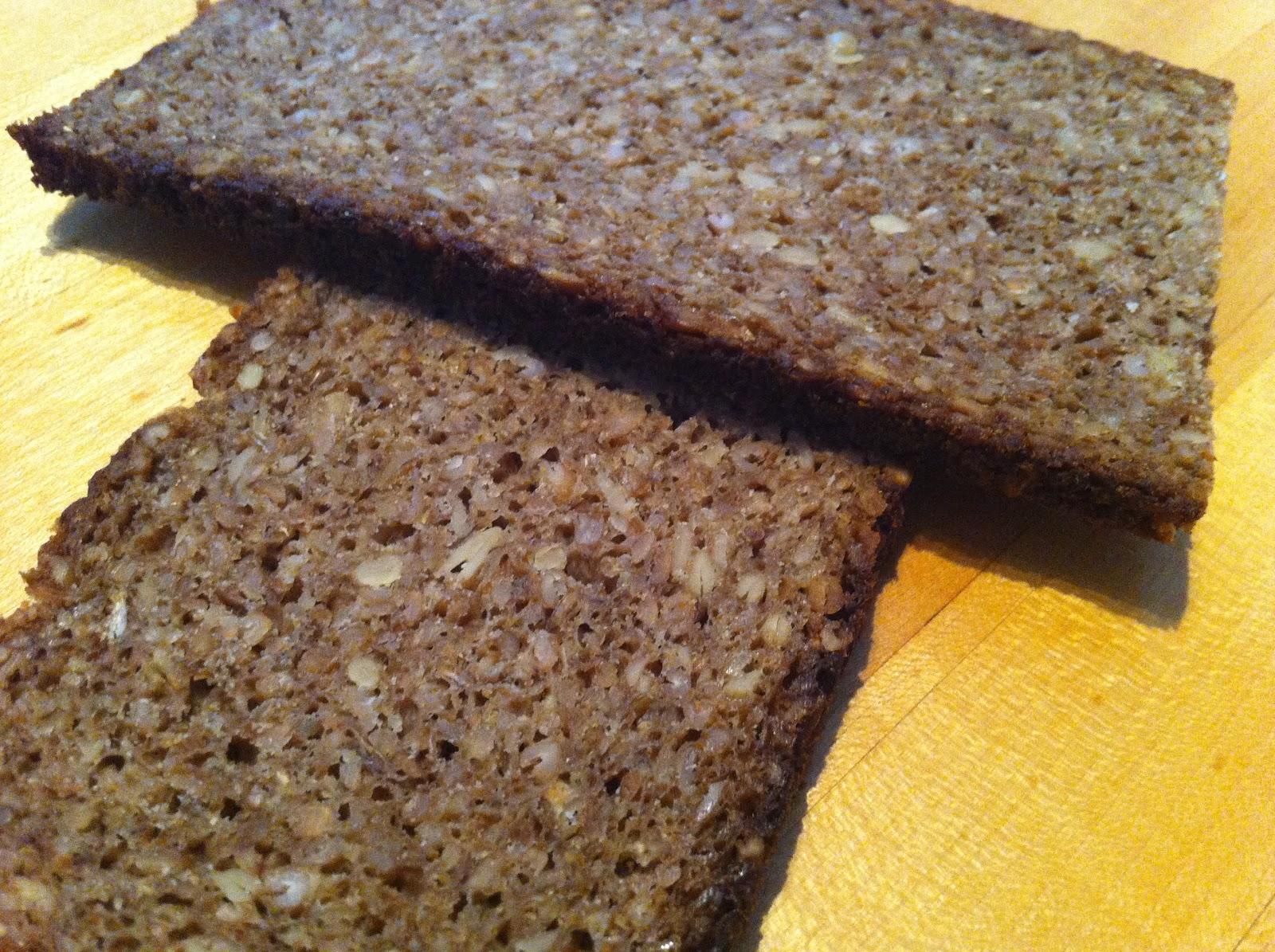 what's good at aldi?: deutsche kuche sunflower seed bread