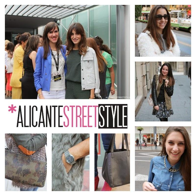 Alicante Street Style Collage Mujer después de los 40