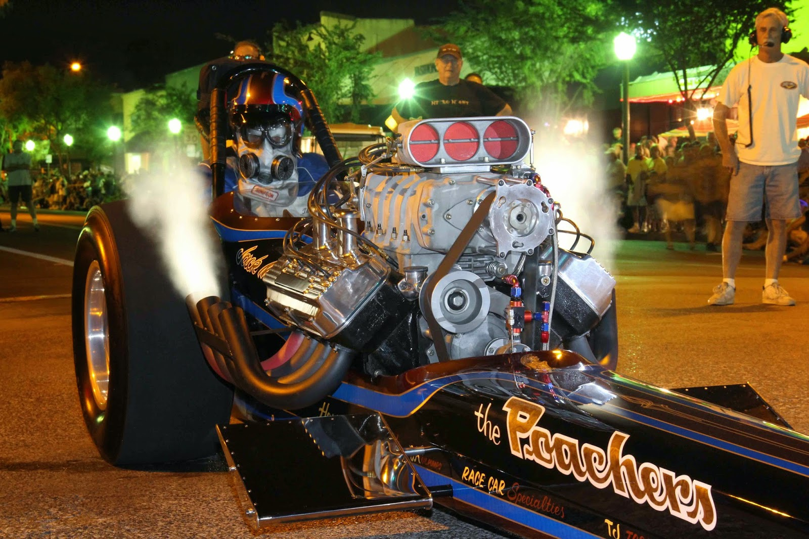 Poachers Top Fuel Dragster