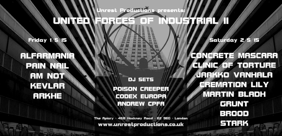 Unrest Production Official Page