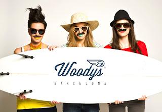 Imagen promocional de Woodys Barcelona