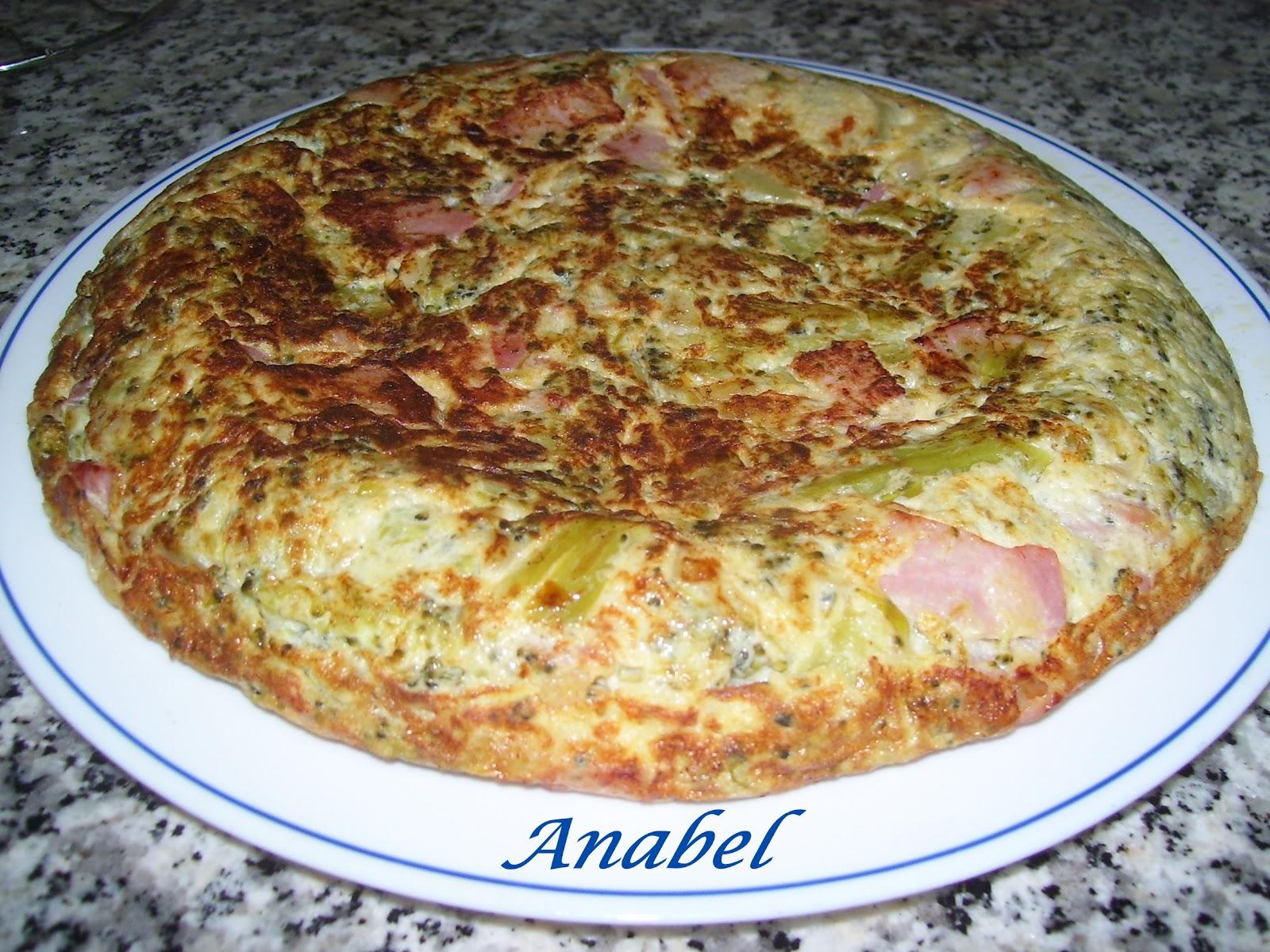 Un poco de todo tortilla de brocoli for Maneras de cocinar brocoli