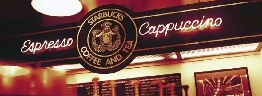 Capa facebook - starbucks - texto gnvision - 12 empresas mais famosas do mundo