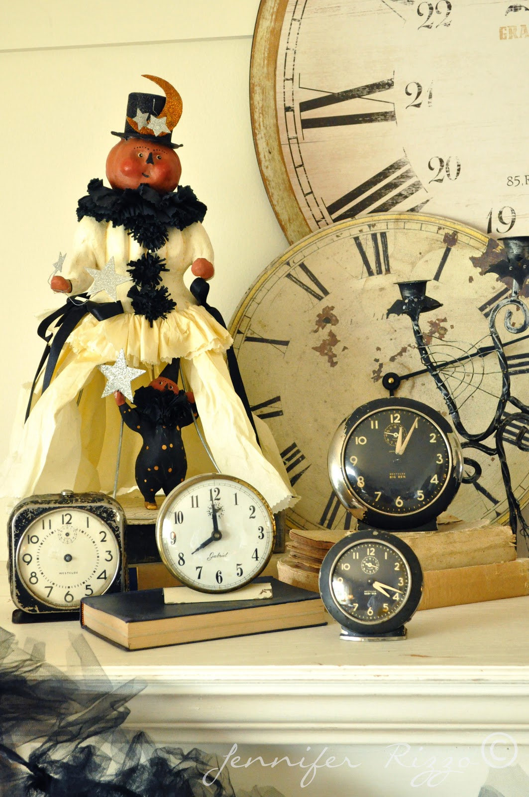 spooky halloween mantel show your spooky decor jennifer