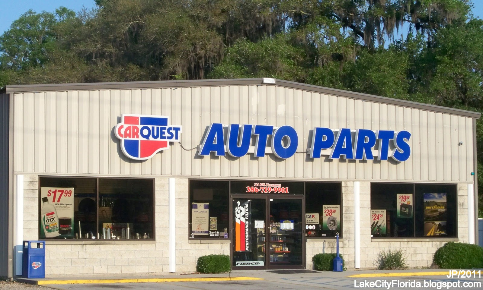 Quest Auto Parts >> Lake City Florida Columbia Restaurant Attorney Bank Hotel Dr