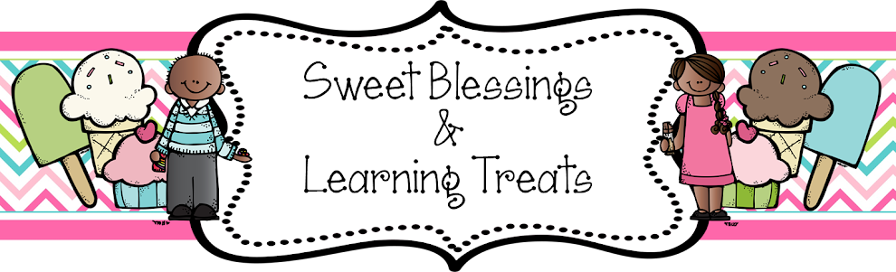 Sweet Blessings and Learning Treats