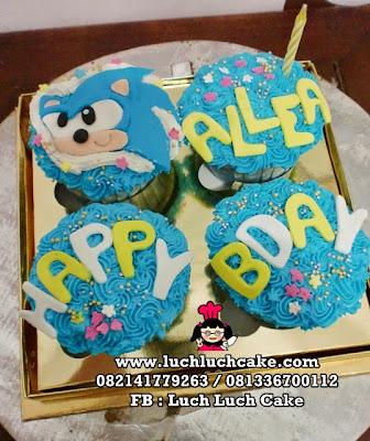Cupcake Sonic Daerah Surabaya - Sidoarjo