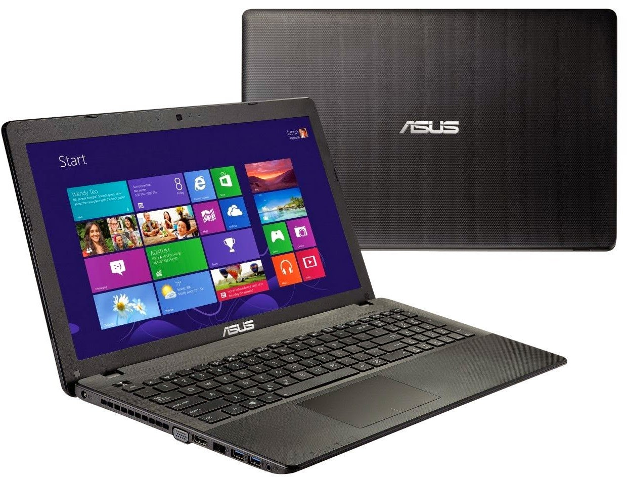 Asus X552VL Drivers For Windows 8/8.1 (64bit)