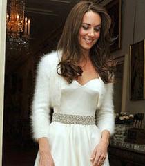 Кейт Мидълтън - Снимки от афтърпартито и втората рокля на Кейт