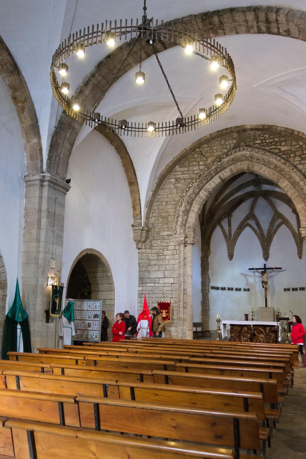 Exposiciones Semana Santa Iglesia Vieja de Sabugo