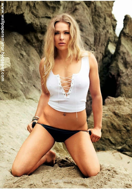 Ronda Rousey latest hot hd wallpapers