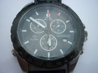 Swiss Military Chrono (SOLD)