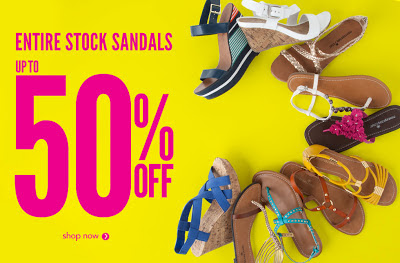 Payless ShoeSource Summer Sandal Sale
