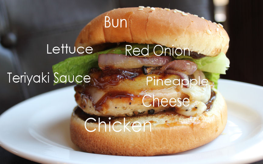 Grilled Teriyaki Chicken Sandwich