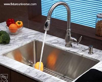 Productos para el hogar por marca fregadero de marmol cocina - Fregadero marmol ...