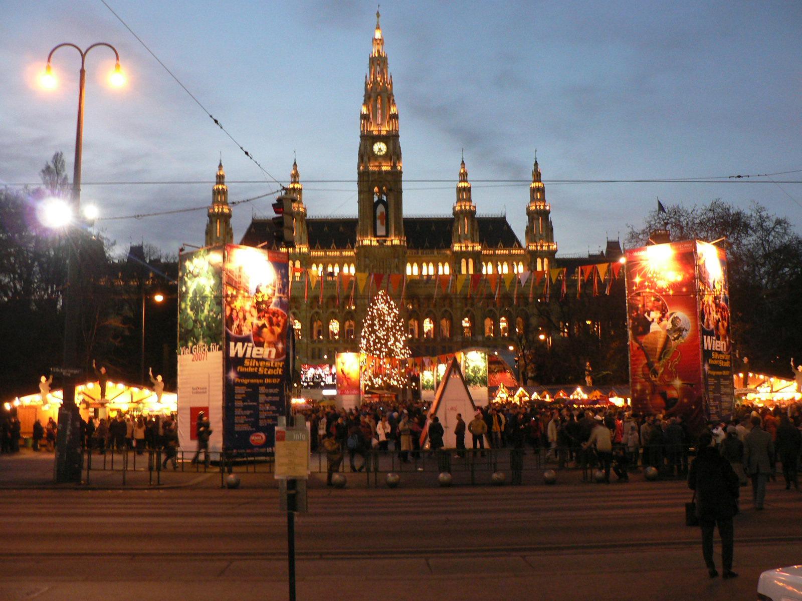 Plaza del Ayuntamiento de Viena