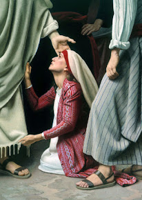 """The Hem of His Garment"""