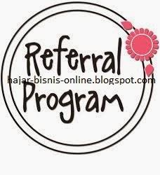 Istilah Kata 'Refferal' pada Bisnis Online