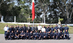 Recibe Policía Estatal cursos a través  del programa Iniciativa Mérida