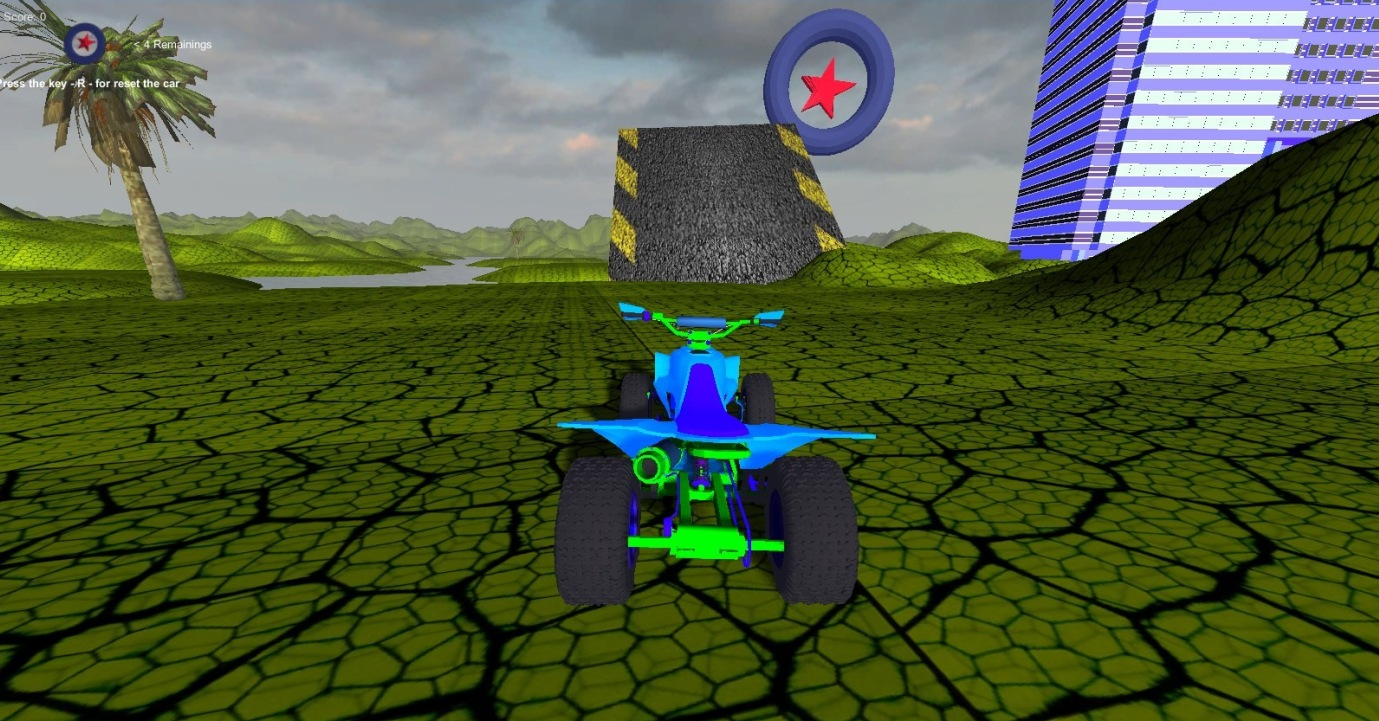 ATV Rush game