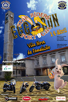 Cartaz Egun Run 2013 Famalicão