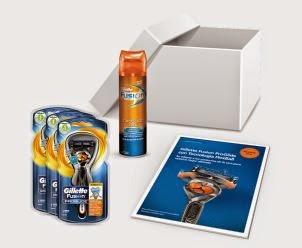 Prueba Gillette Fusion ProGlide Flexpen