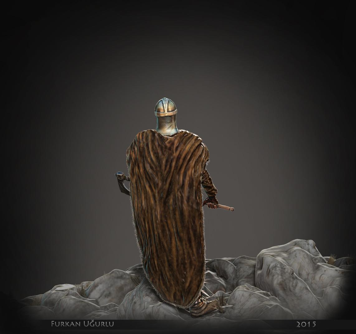 3D Viking Modelling