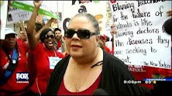 BREAKING: Karen Lewis re-elected Chicago Teachers Union (CTU) president!