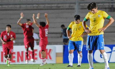 Hexagonal final del Sudamericano Sub-20 (Programación)