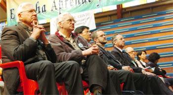 obispos y dignidades que concurrieron al Congreso Católico para la Educación