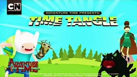 Time Tangle Adventure Time APK+DATA