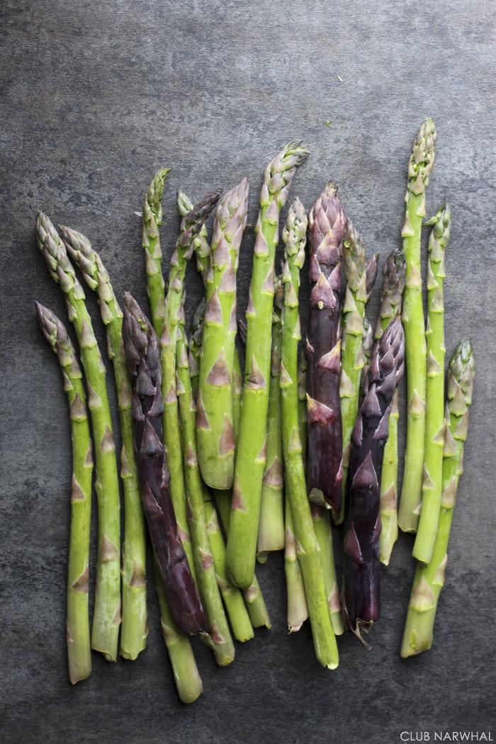 Asparagus   Club Narwhal