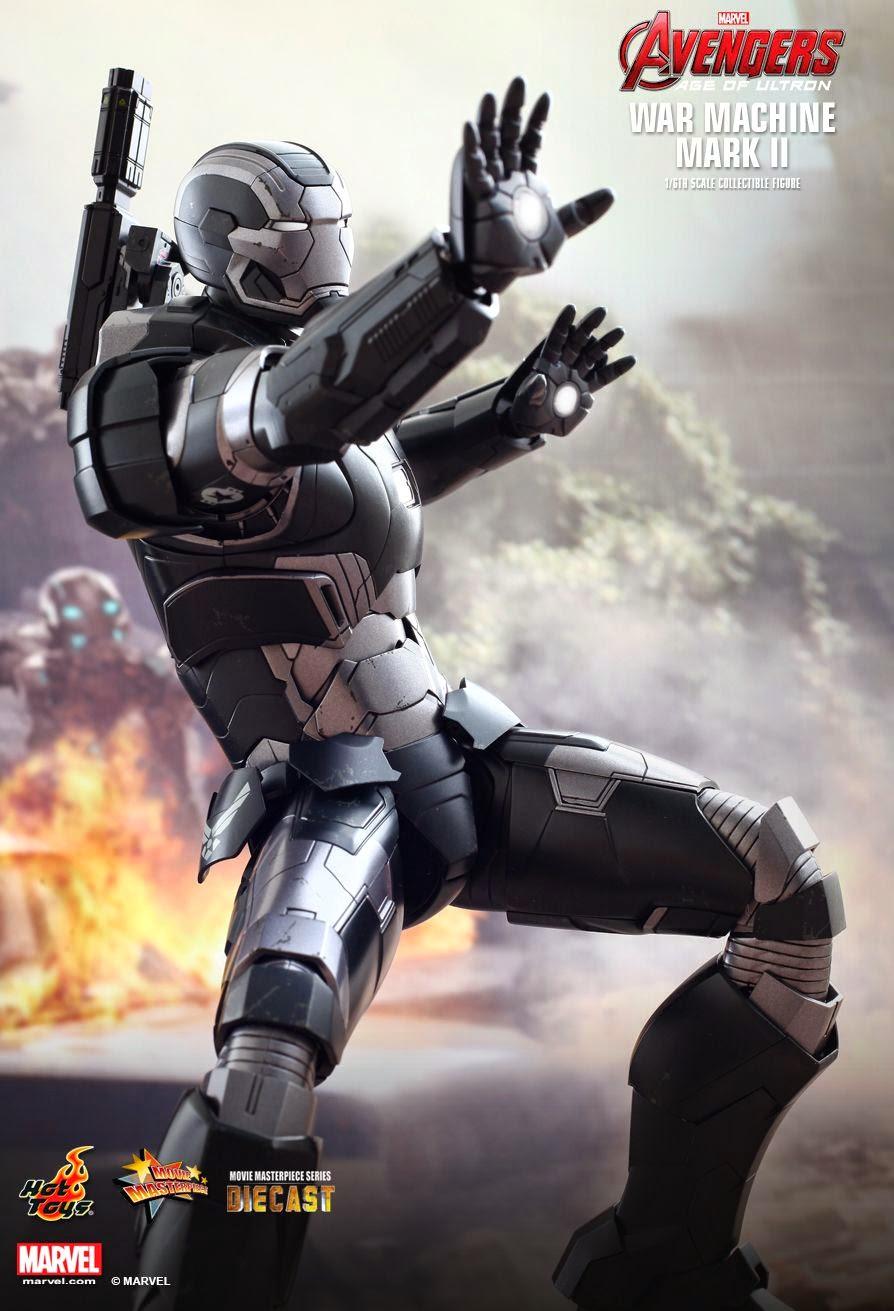 new war machine armor