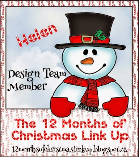 The 12 Months of Christmas Link Up Design Team Member