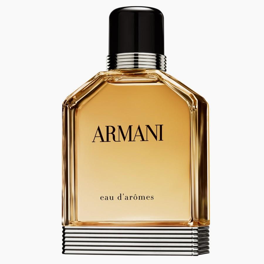 Eau d'Aromes Armani, ultimo profumo giorgio armani, idea regalo natale uomo