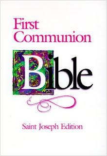 First Communion Bible