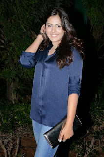 Actress Madhu Shalini Pictures in Jeans at Bunny n Cherry Audio Launch Function 0027