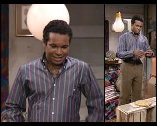 Cosby Show Huxtable fashion blog 80s sitcom Geoffrey Owens Elvin Tibideaux
